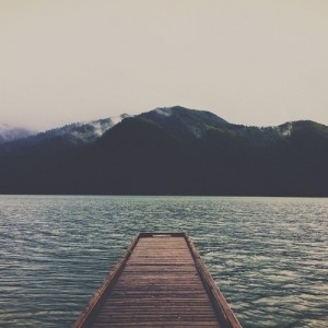Cute-lake-pond-vintage-dock-quotes-fashion-water-love-summer-mountains-photography-ocean-sea-pink-Favim.com-796491